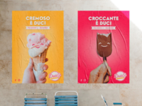 Adv for Duci - sicilian icecream