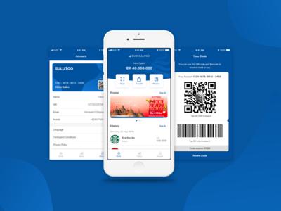 Mobile Banking App / E-wallet