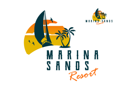 Marina Sands Resort Logo