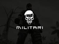 Militari - Tactical Gear Manufacturers Logo