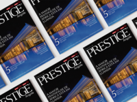 Prestige Angola Magazine Issue #01