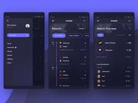 Escore - Esport Score Mobile App #2