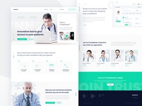 Trustedoctor - New Homepage #2