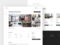 WR. London Development - Website Project.