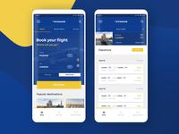 #4 - RyanAir - Mobile App Redesign Concept