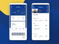 #5 - RyanAir - Mobile App Redesign Concept