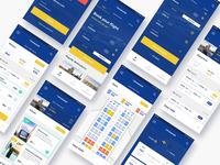 #6 - RyanAir - Mobile App Redesign Concept