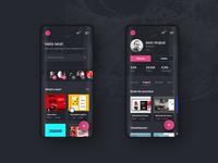 #6 DrblApp -  Mobile App Concept