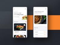 #6 FindFoodApp -  Mobile App Concept