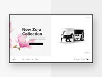 #1 - Zojo - Website Design