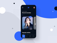 #7 MyMusic - MobileApp Concept Project