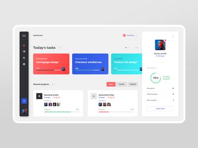 #17-2 TaskApp - Mobile App Concept