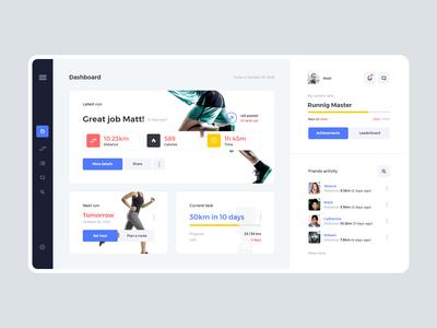 #18-1 RunApp - Webapp Concept
