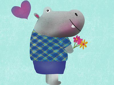 Hippos hippo