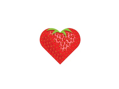 Strawberry Instaheart