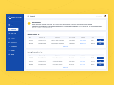 Bank Dashboard design strong request finance fintech app account dashboad card bank