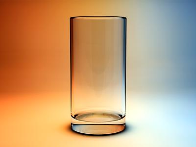 Glass cinema 4d glass 3d render photoshop