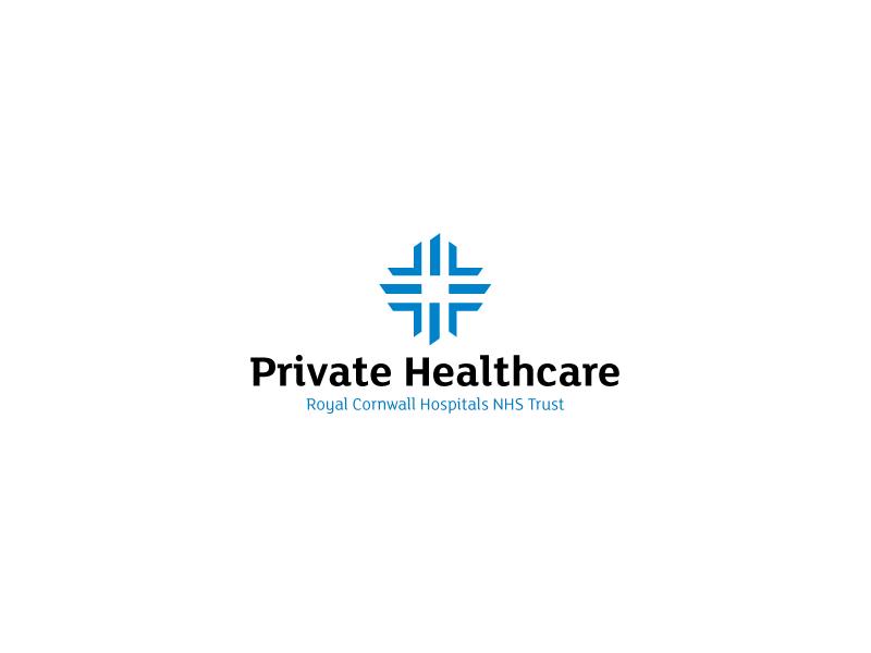 Private Health Care design graphics identity brand logo healthcare private health