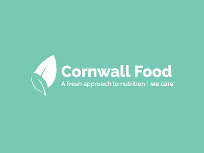 Cornwall Food Identity website design illustration cornwall identity branding