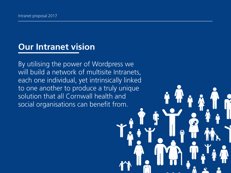 Our Intranet vision