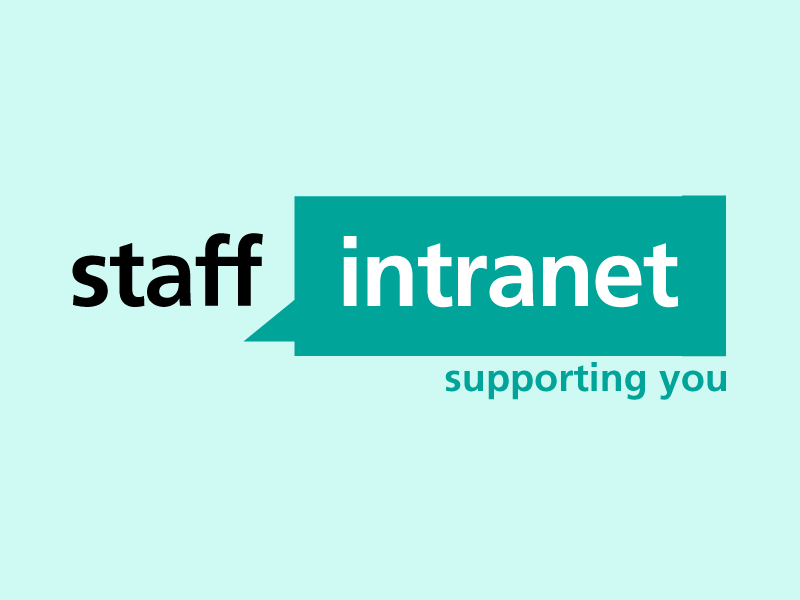 Staff Intranet Sub Branding
