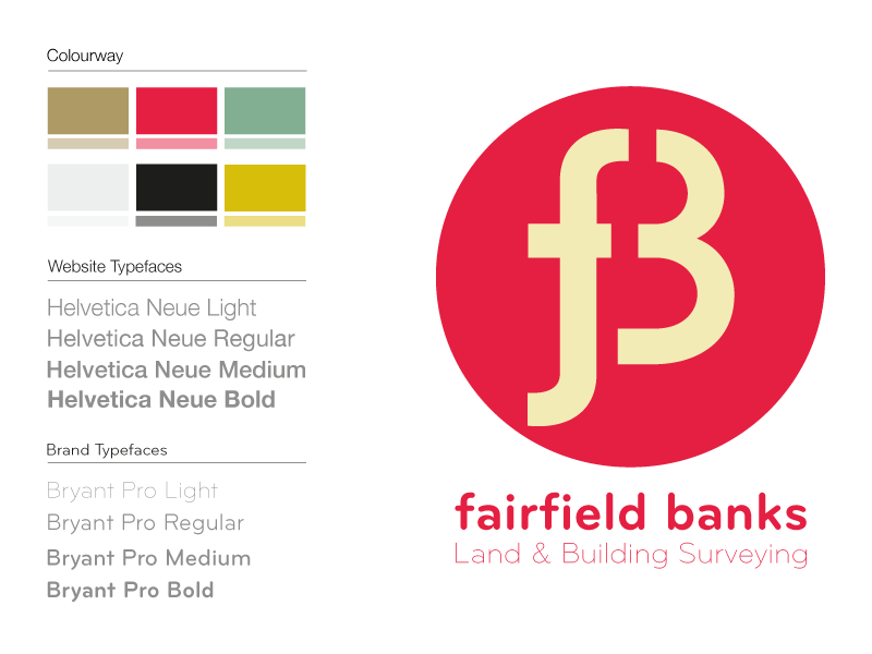 Fairfield Banks Identity