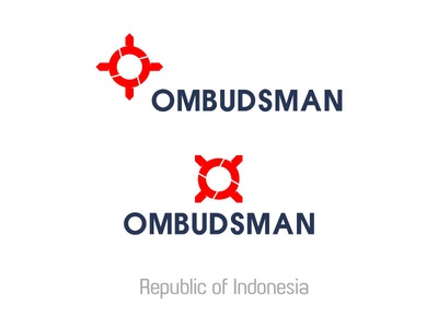 my submission in ombudsman indonesia logo contest by reza