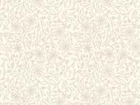 Flower Lineart Pattern