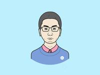 Head portrait