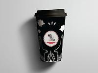 Atisuto Bakery - Coffee Cup