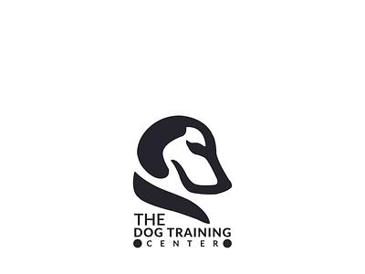 Dog Training Center creative vector business illustration creative logos logo branding design doggy dogs doh training training center training dog
