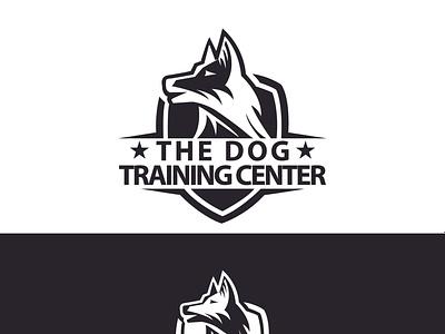 Dog Training Center 2 trainings training brand design brand vector creative logos illustration business creative logos logo branding dog illustration dog logo doggy dogs dog