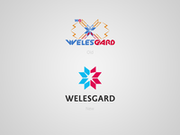 RE:design logo Welesgard