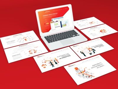 HR Solutions Website - 2