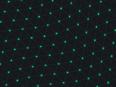 Triangle grid wavy math dots dot grid wave 2d aftereffects design triangle network network triangular lines repeater mograph triangles triangle