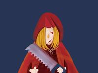Le petit chaperon rouge - Little red riding hood