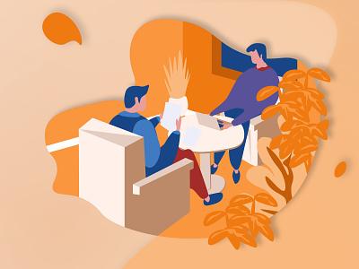 Au travail healthy healthcare health icon vector illustration graphics design direction artistique