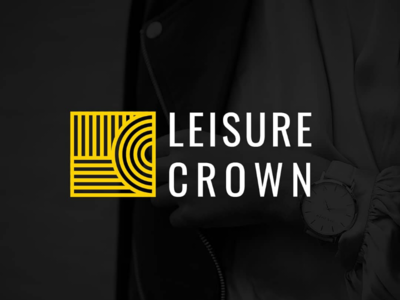 Logo Design : LEISURE CROWN