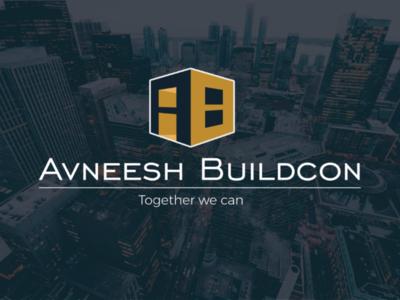 Logo Design : avnessh Buildcon