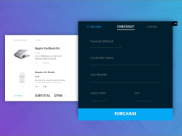 Daily UI : Checkout Page