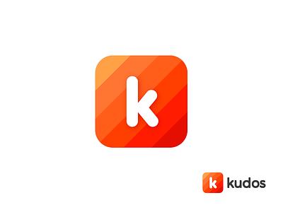 Logo Concept for a Media Company icon design modern logo clean logo clean modern professional sophisticated minimalist kudos logo k logo logo design