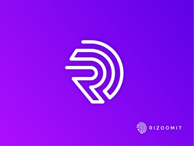 Logo Design for Rizoomit