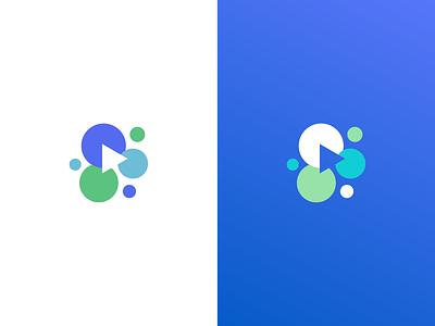 Logo Concept for a Live Streaming App rebranding analytics logo m logo live logo modern logo best logo shop live icon live streaming liveshop design logo design