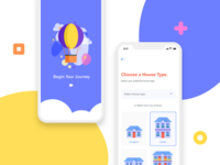 Onboarding Journey Screens