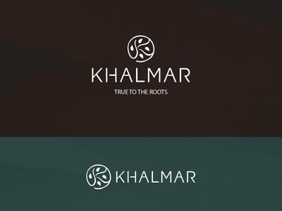 KHALMAR BRAND IDENTITY