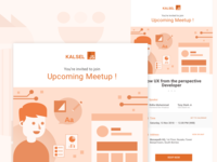 Invitation Email - Upcoming Meetup