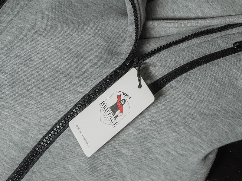 tag «Brutage» brand tag smith shield logo equipment clothing brutal blacksmith