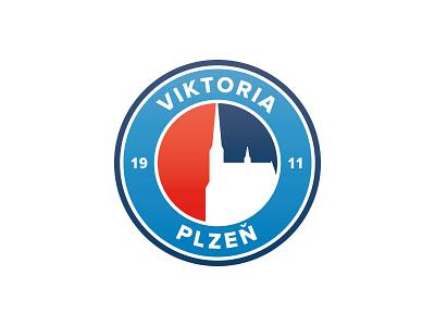 Viktoria Plzeň | new logo | concept redesign concept football logo football logotype soccer