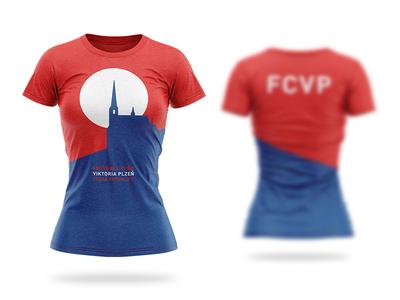 Viktoria Plzeň t-shirt