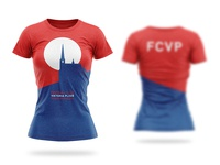 Viktoria Plzeň t-shirt football identity branding clothing